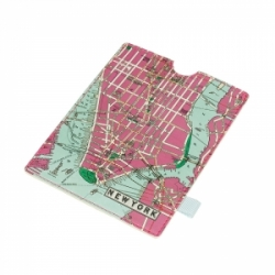Metropolitan New York passport sleeve