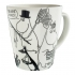 Moomin Melamine Black and White Large Picnic Cup - 'I do love picnics!'