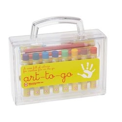 Art-to-Go mini art case