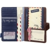 Paper Plane Travel Wallet by Disaster Designs