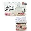 Dandy ladies' travel wallet by Disaster Designs
