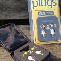 Quiet Zone earplugs