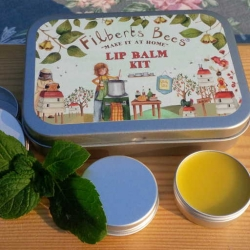 "Filberts of Dorset ""Make It at Home"" Lip Balm Kit"