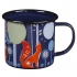 Night Enamel Mug - Folklore Collection Wild & Wolf