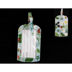Gisela Graham Kitchen Garden Luggage Tag