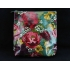 Gisela Graham Peony PVC Tall Wash Bag/Make up Pouch*