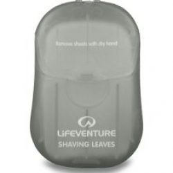 Lifeventure shaving leaves pod x 50 leaves