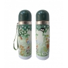 Moomin green Dangerous Journey thermos flask by Disaster Designs