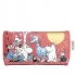 Moomin Sunshine pink ladies wallet/purse