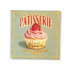 Natives (Comptoir de Famille) French 1950s vintage kitchen retro Lady Cupcake Patisserie paper napkins/serviettes