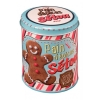 Natives French gingerbread man travel candle in a tin, with honey and spices